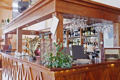 Bar display
