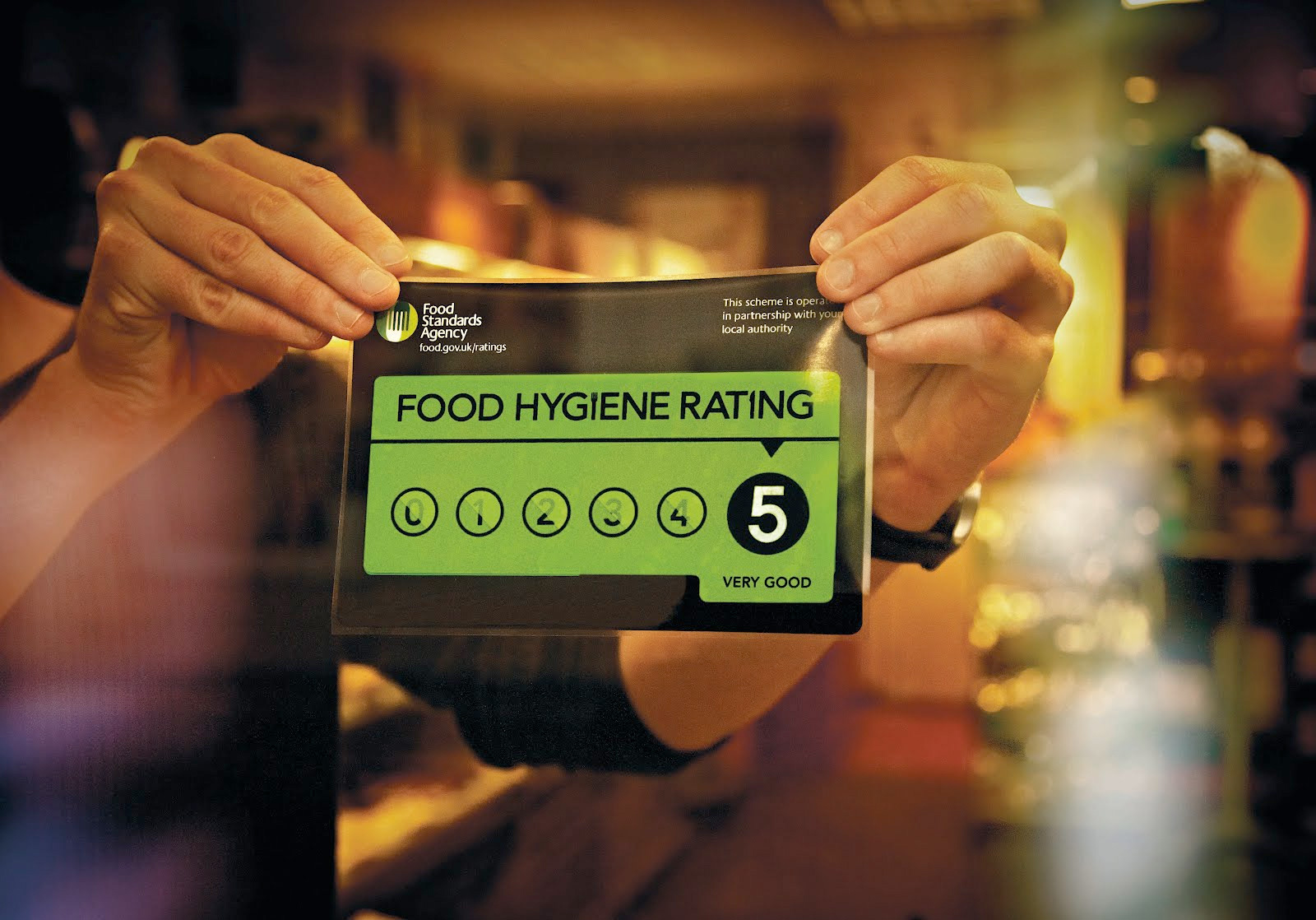 hygiene rating